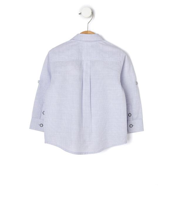 Camicia azzurra elegant - Prenatal 2