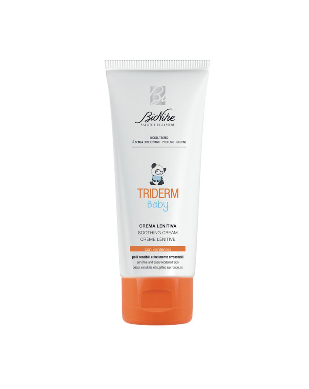 Triderm crema lenitiva 100 ml - BioNike