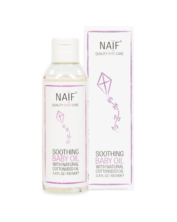 Olio da Massaggio per Neonati 100 ml - Naif