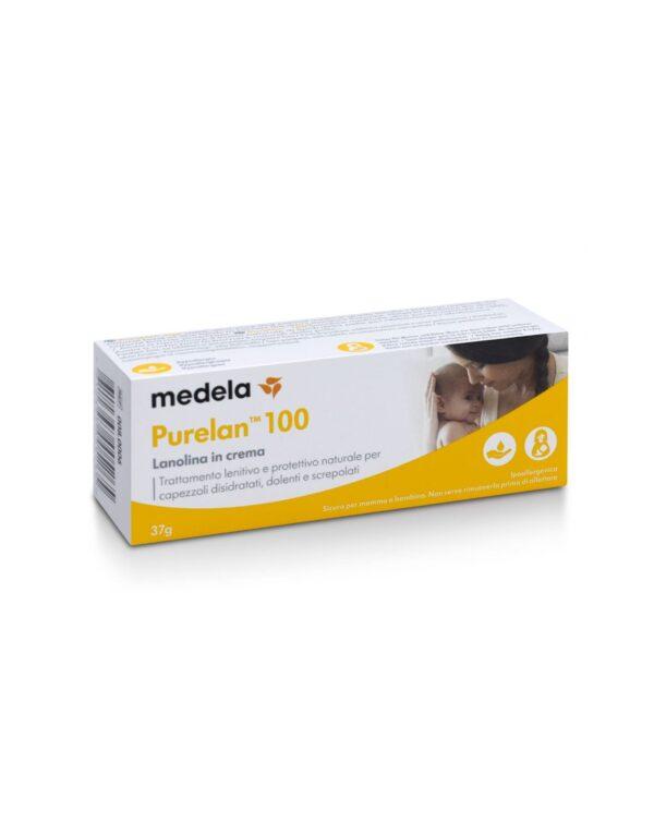 Crema Purelan lanolina pura naturale al 100% - Medela