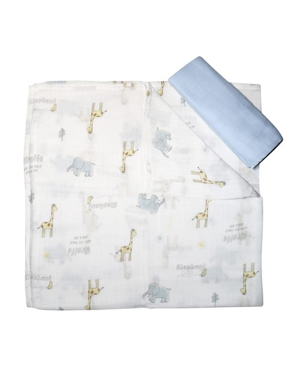 Pack 2 pezzi composto da due foulard - Prenatal 2