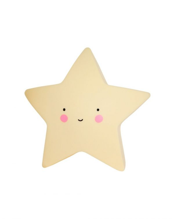 Lucine Little Lights Stella Gialla - Little Lovely Company