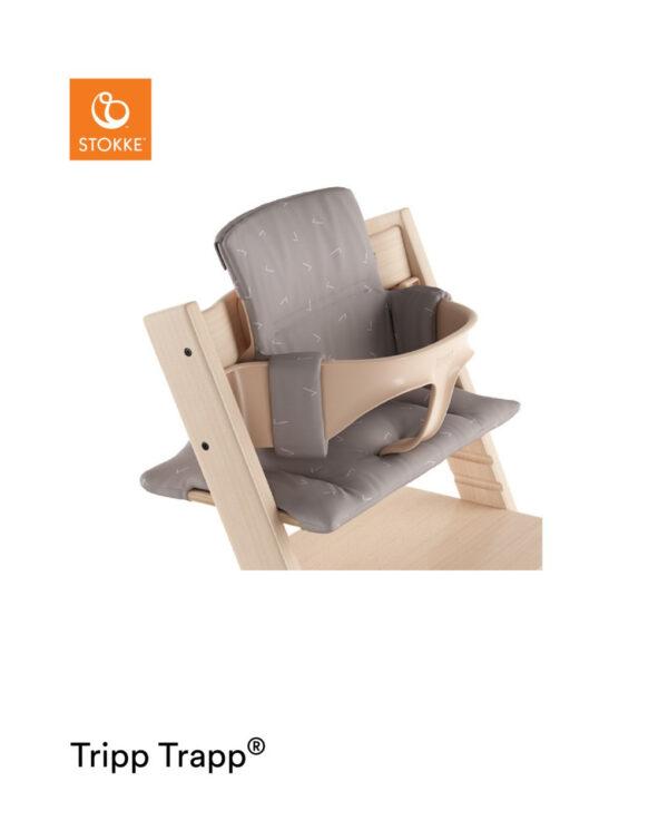 Tripp Trapp® Cuscino – Icon Grey - Stokke