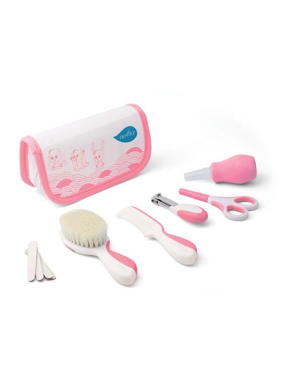 Beauty set - Cool pink - Nuvita