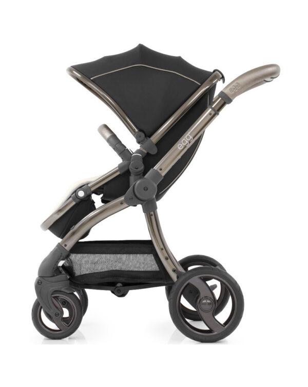 Stroller - Shadow Black - Egg
