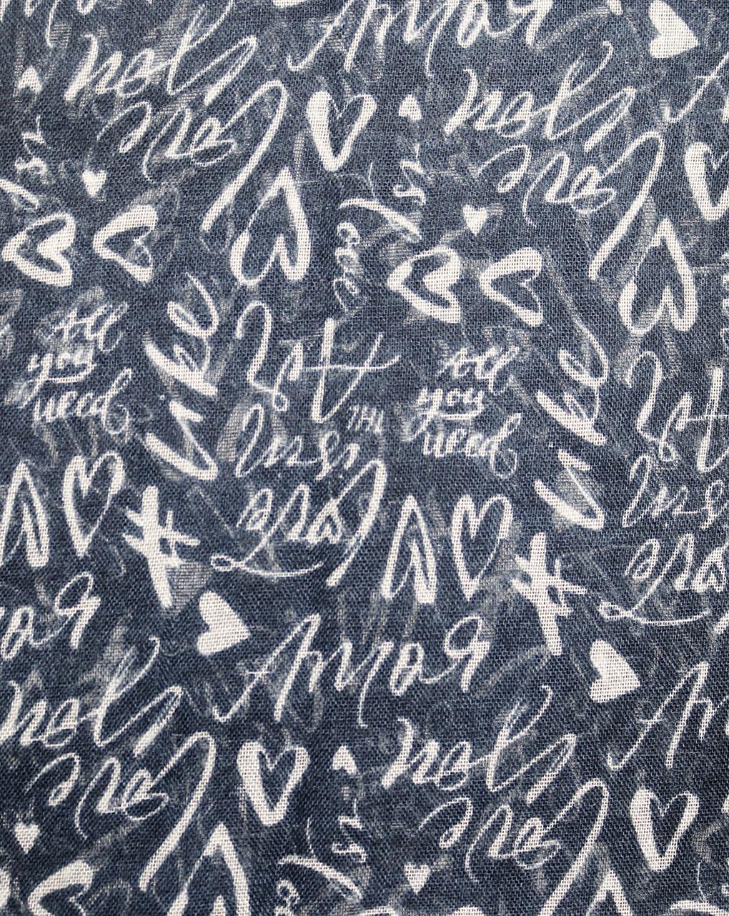 Foulard stampa love - Prénatal