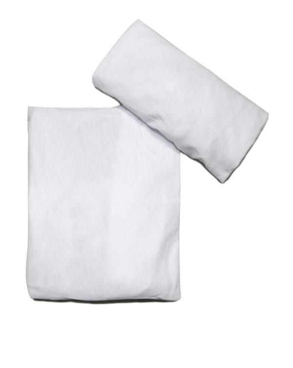 CULLA - Pack 2 pezzi lenzuola con angoli - Prénatal