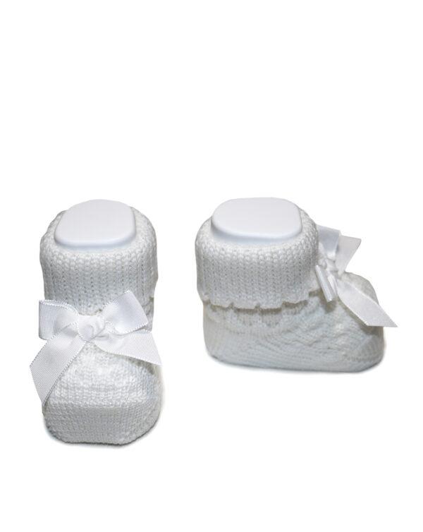 Scarpine neonato bianche - Prenatal 2