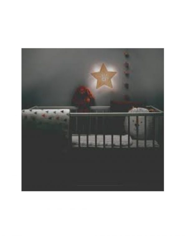 Wall Light With Imprint - Baby Art
