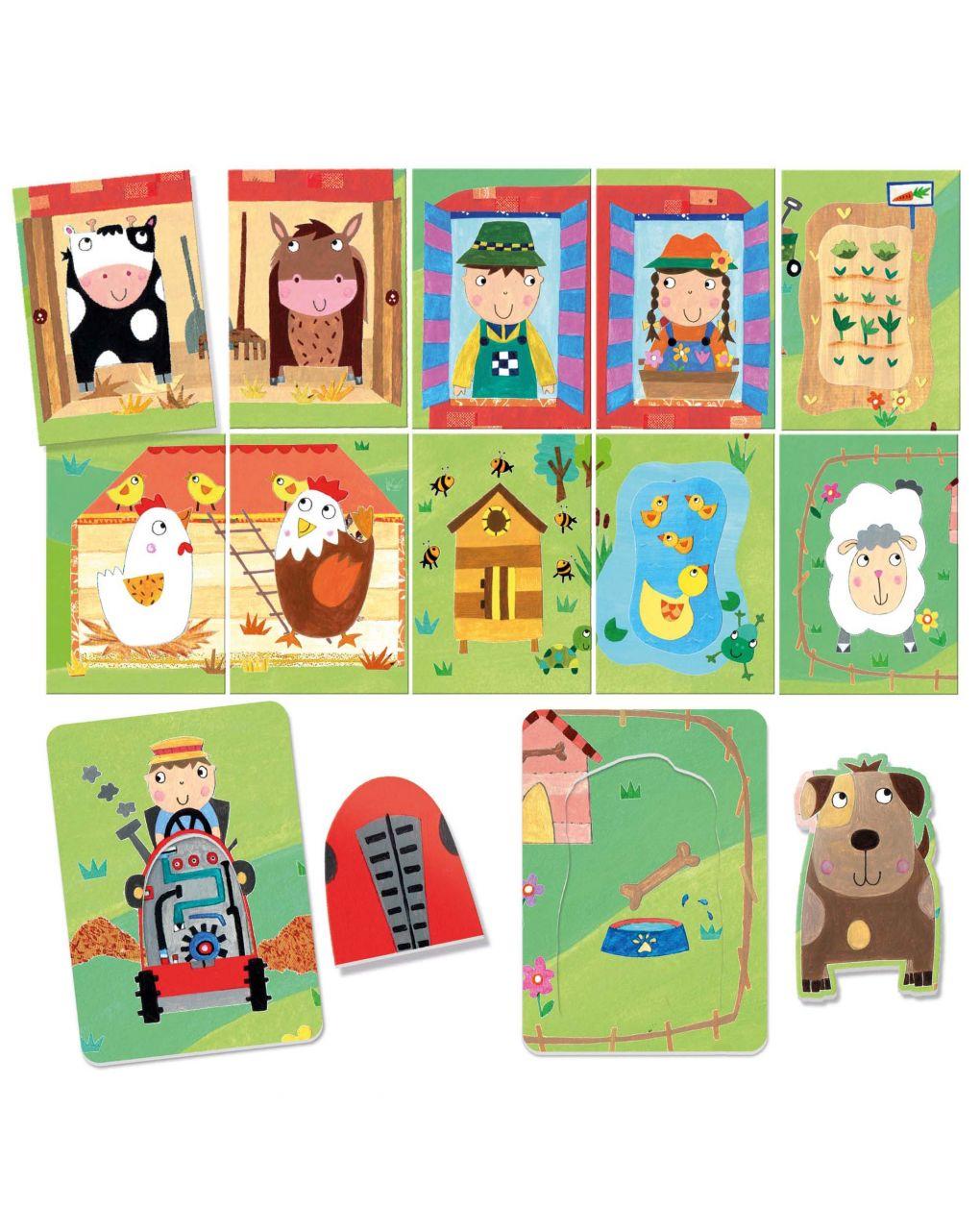 Headu - flashcards farm discover - Headu