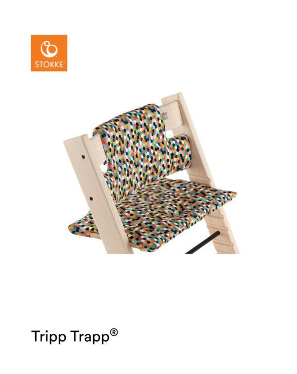 Tripp Trapp® Cuscino – Honeycomb Happy - Stokke