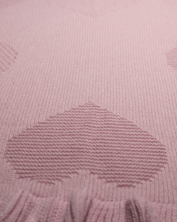 Copertina in cotone con rouches - Prenatal 2