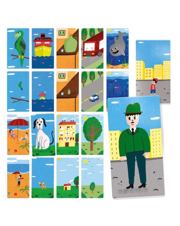 Flashcards Grande e Piccolo - Headu