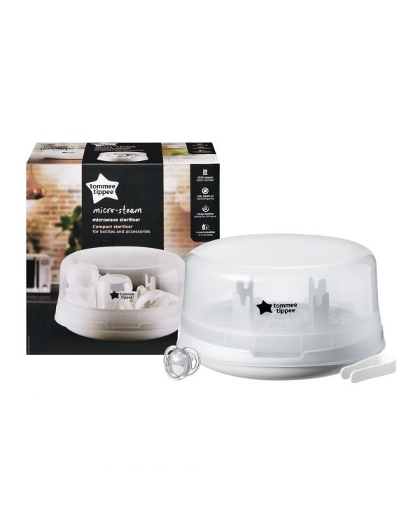 STERILIZZATORE A MICROONDE TOMMEE TIPPEE - Tommee Tippee