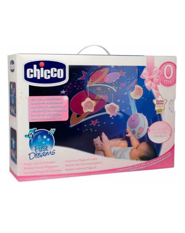 CHICCO - GIOSTRINA MAGIA DI STELLE ROSA - Chicco