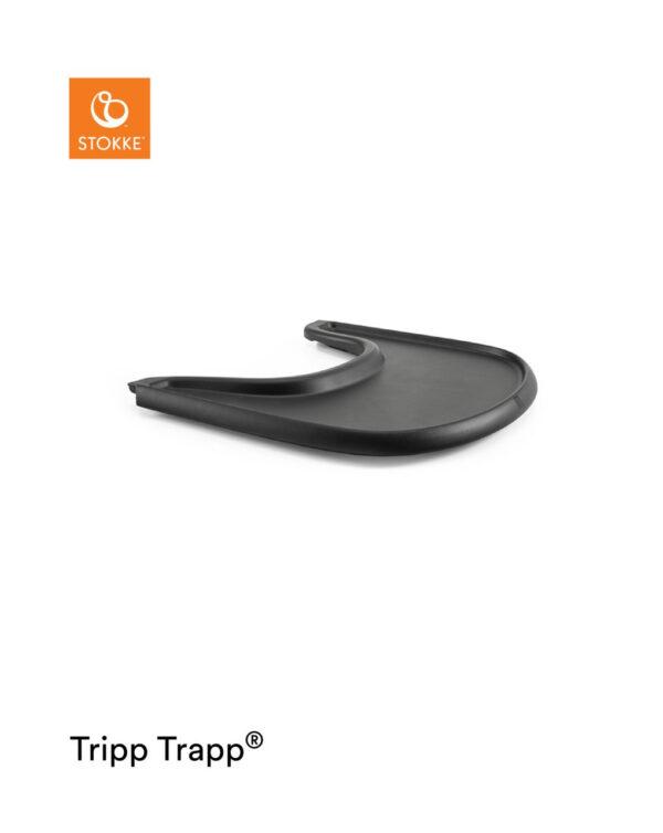 Stokke® Tray - Black - Stokke