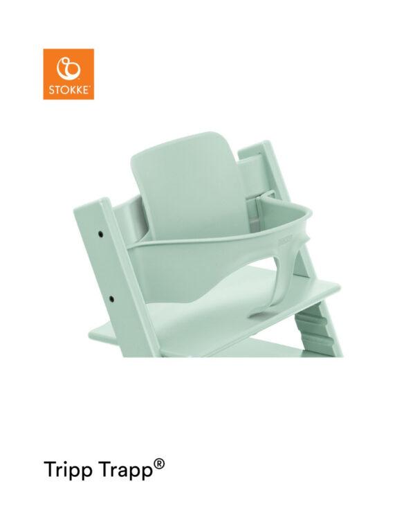 Stokke® Baby Set per Tripp Trapp® – Soft Mint - Stokke