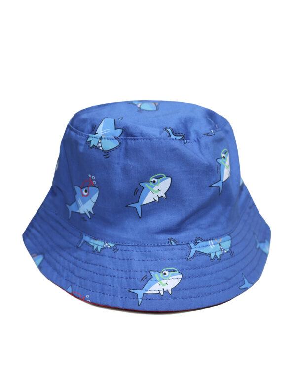 Cappellino con stampa squali - Prénatal