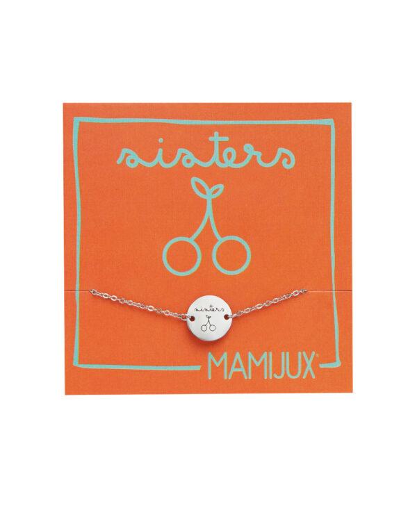 Bracciale bottoncino sisters - Mamijux