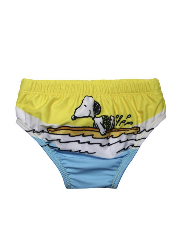 Costume slip con stampa Snoopy - Prénatal