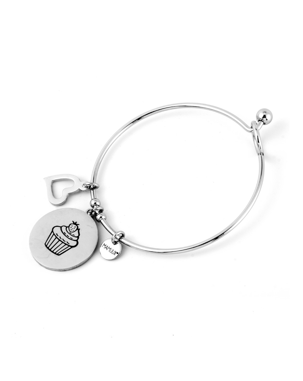 "Bracciale rigido ""sweet mom"" - Mamijux"