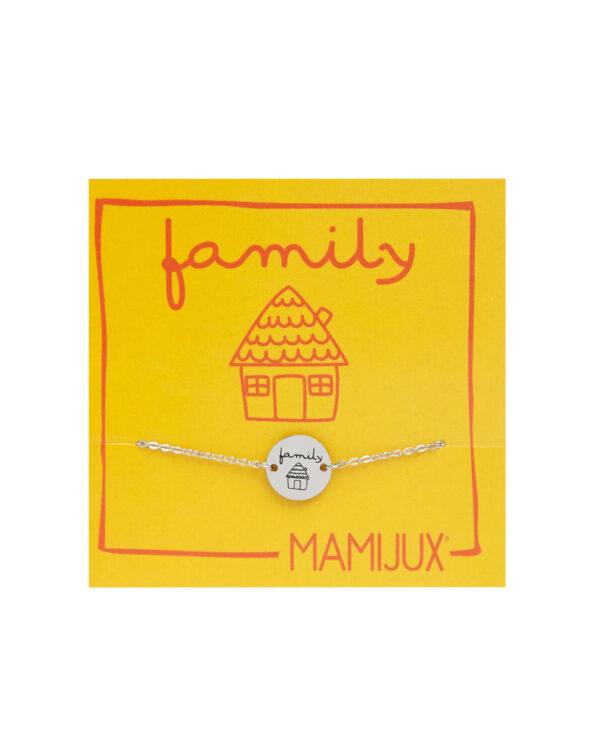 Bracciale bottoncino family - Mamijux