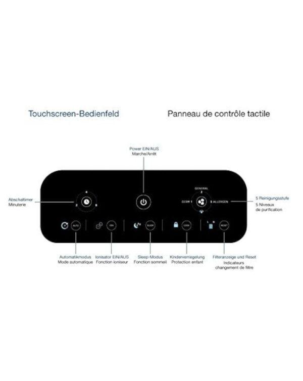 Honeywell Purificatore d'aria - HPA710WE - Honeywell