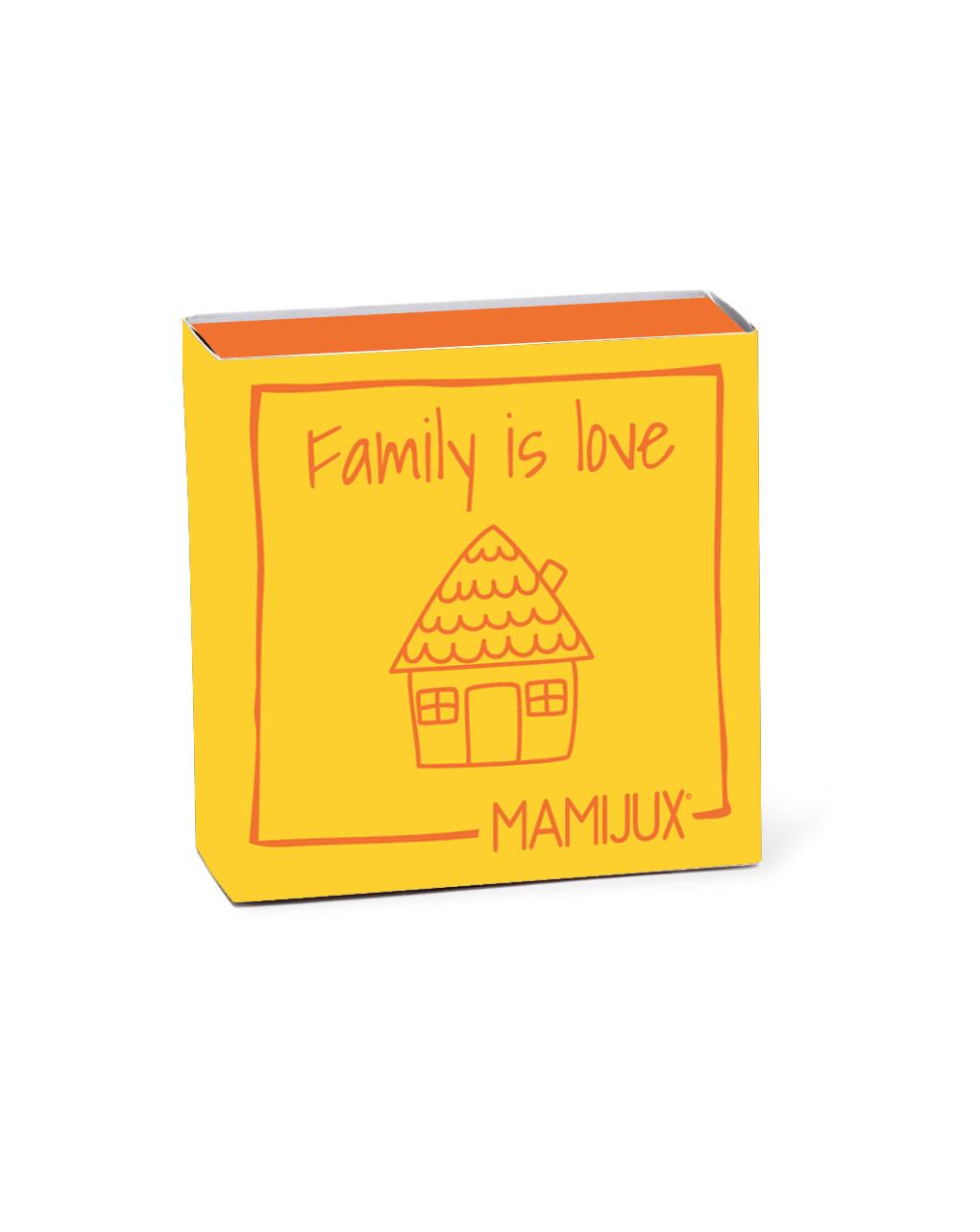 "Bracciale rigido ""family is love"" - Mamijux"