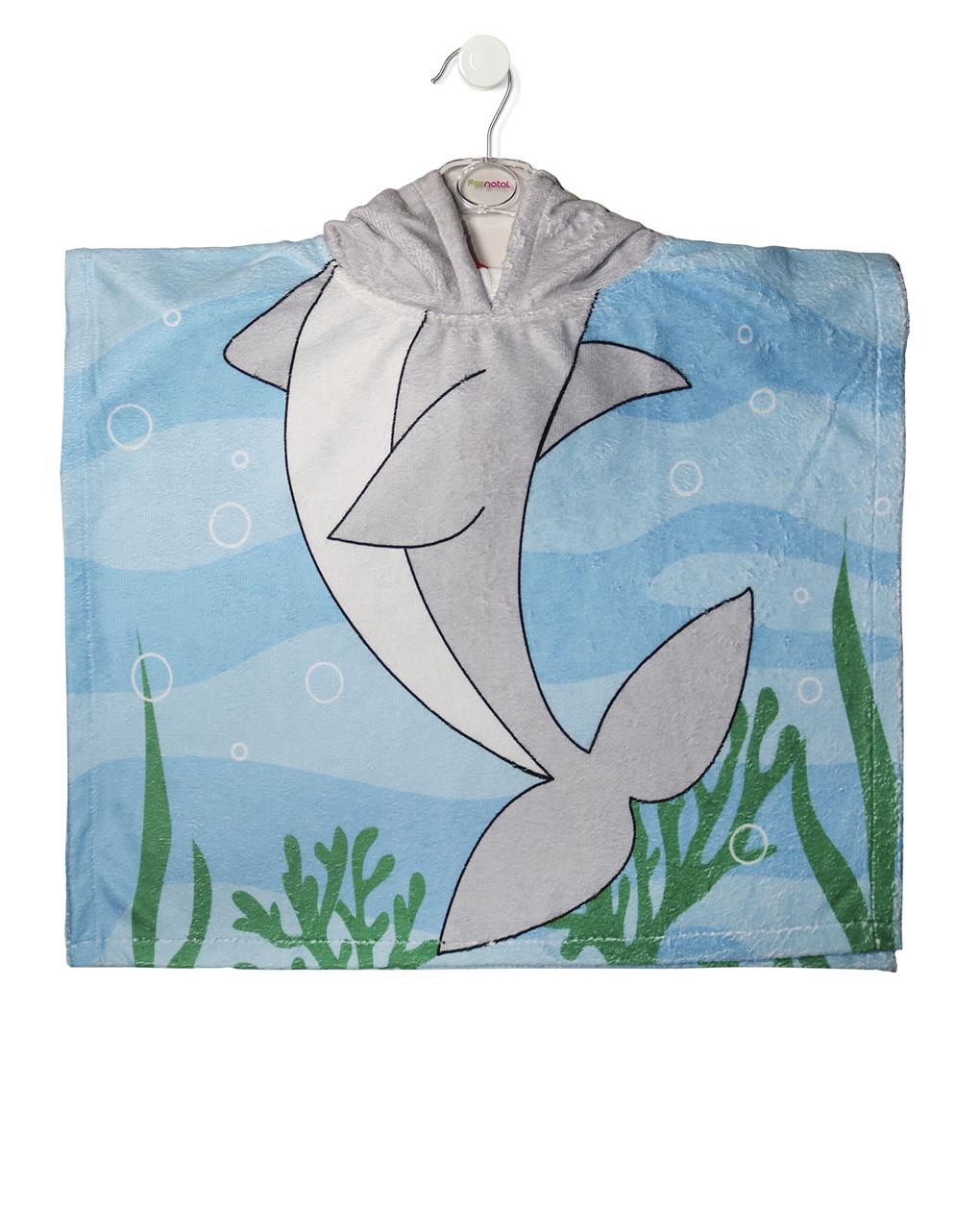 Accappatoio squalo - Prénatal