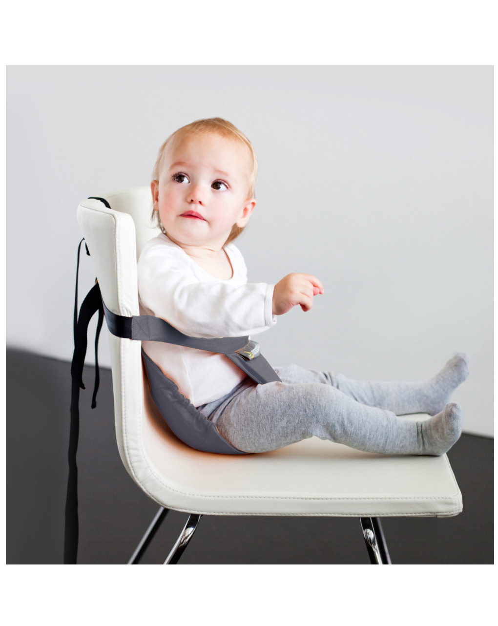 Mini chair minimonkey grigio - Mini Monkey
