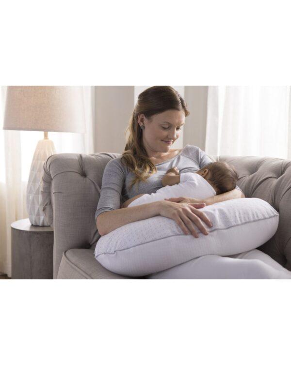 Cuscino allattamento Boppy® geo jers - Boppy
