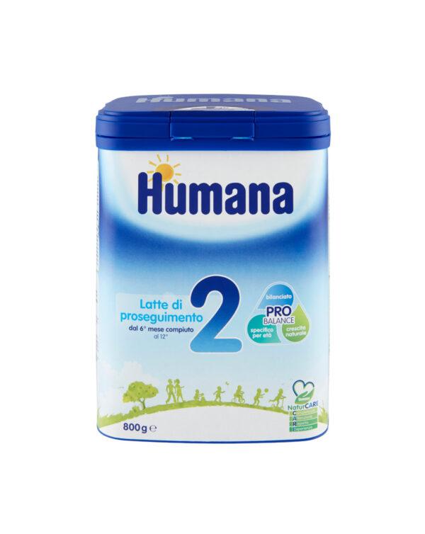 Humana - Latte Humana 2 ProBalance polvere 800g - Humana