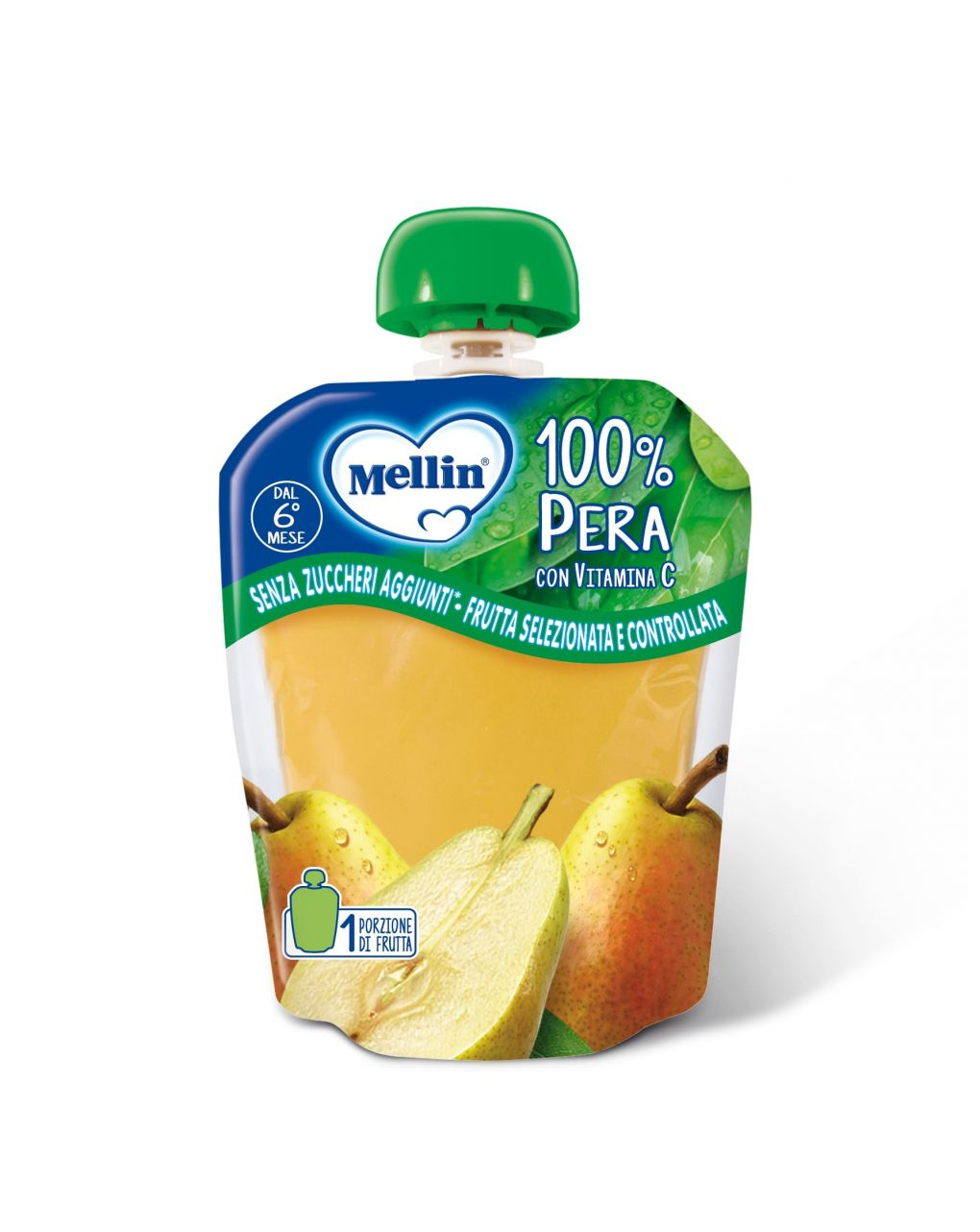 Mellin - pouch pera 90g - Mellin