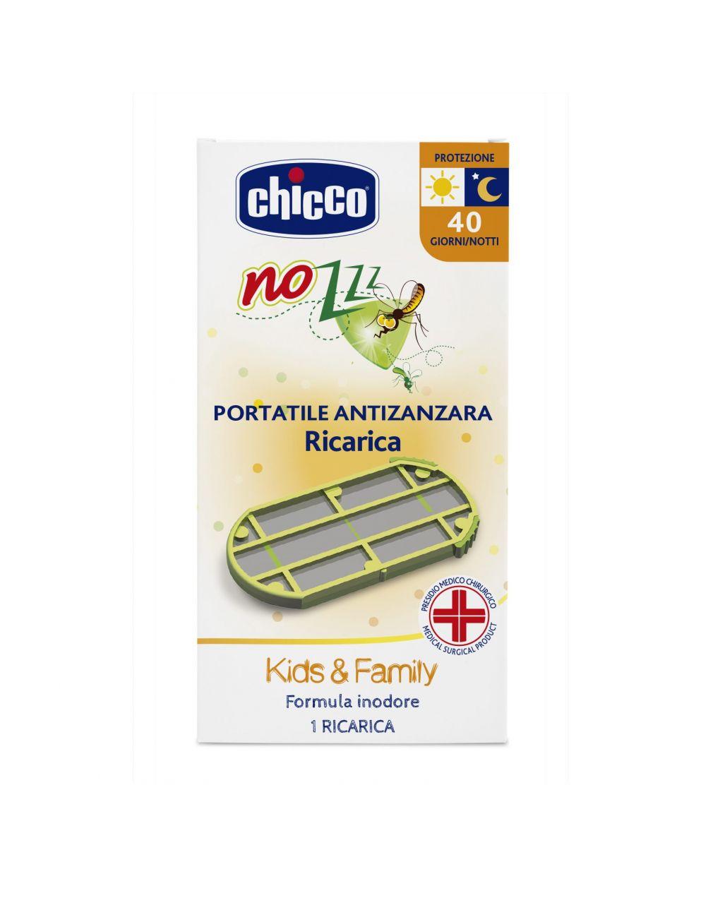 Ricarica per portatile antizanzara - Chicco