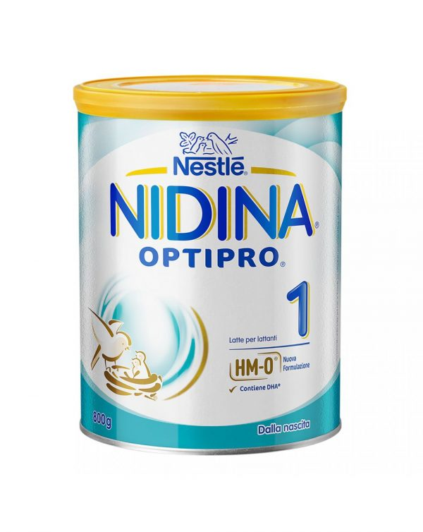 Nestlè - Latte Nidina 1 L.Reuteri polvere 800g - Nestlé