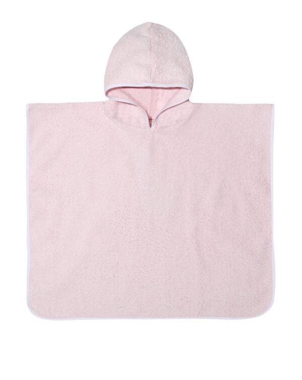 Poncho baby rosa - Prénatal