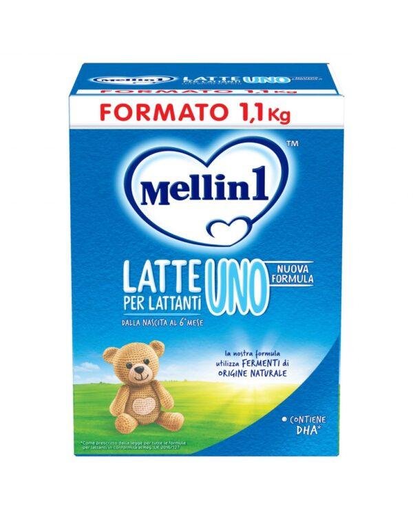 Mellin - Latte Mellin 1 polvere 1100g - Mellin