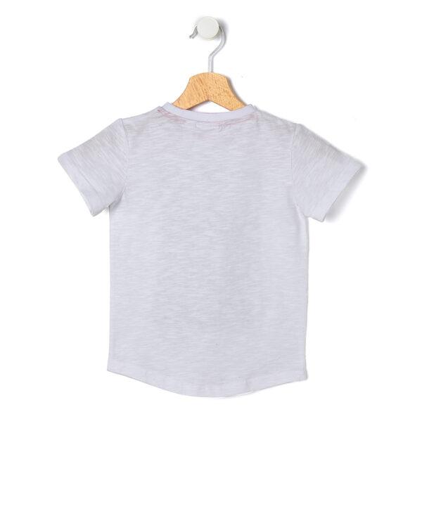 T-shirt mezza manica con stampa e patch - Prénatal