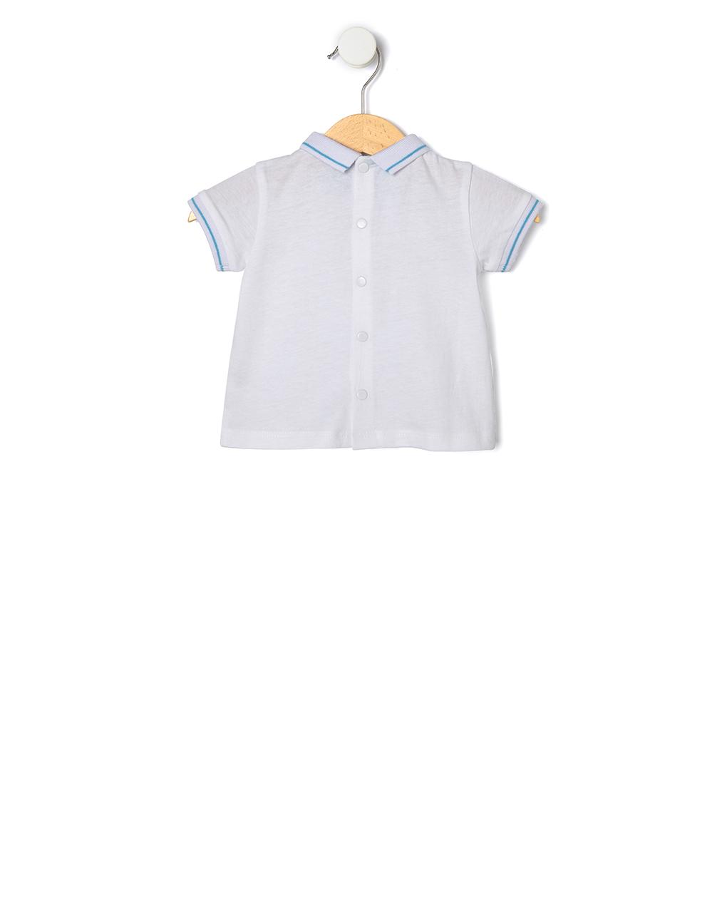 Completo maglietta e salopette - Prénatal