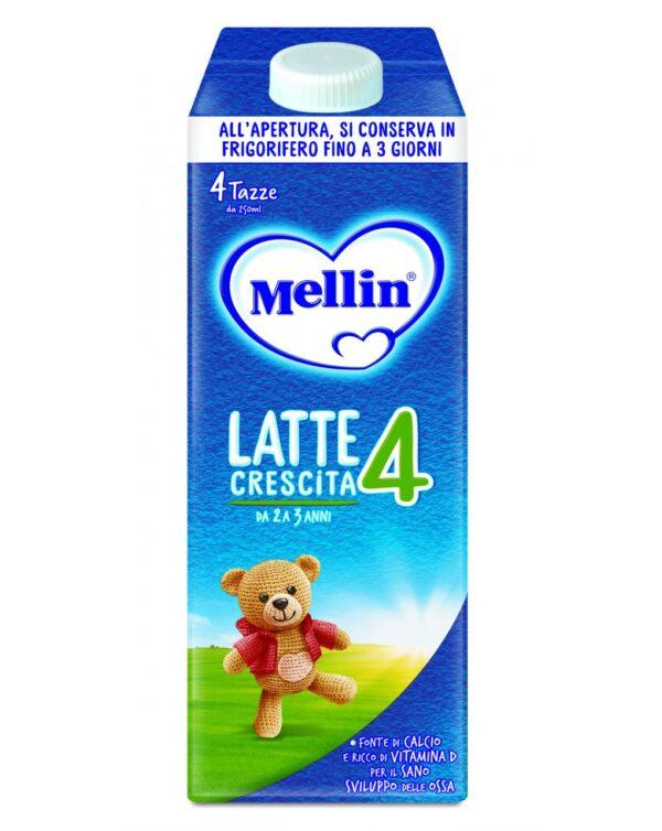 Mellin - Latte Mellin crescita 4 liquido 1L - Mellin