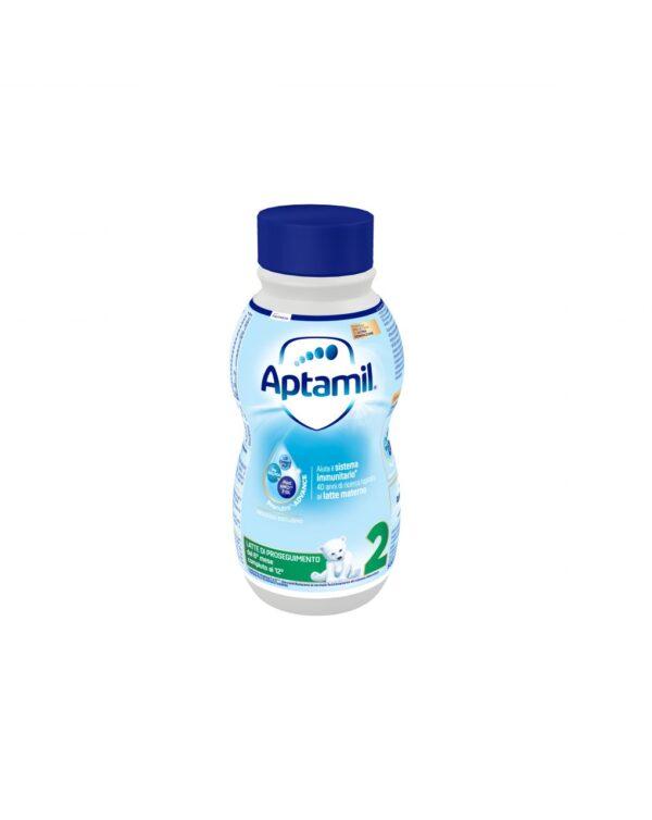 Aptamil - Latte Aptamil 2 liquido 500ml - Aptamil