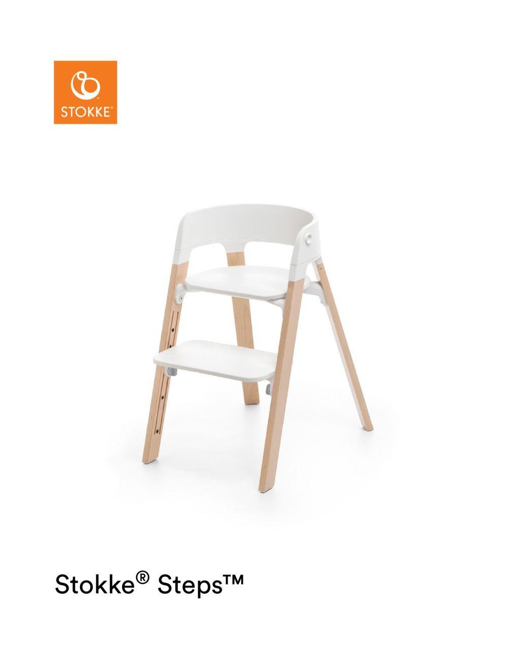Stokke® steps™ sedia - natural - Stokke