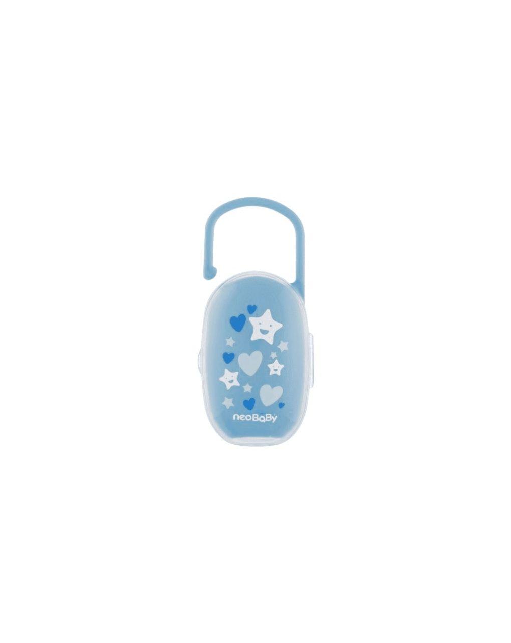 Portasucchietto azzurro neobaby - Neo Baby