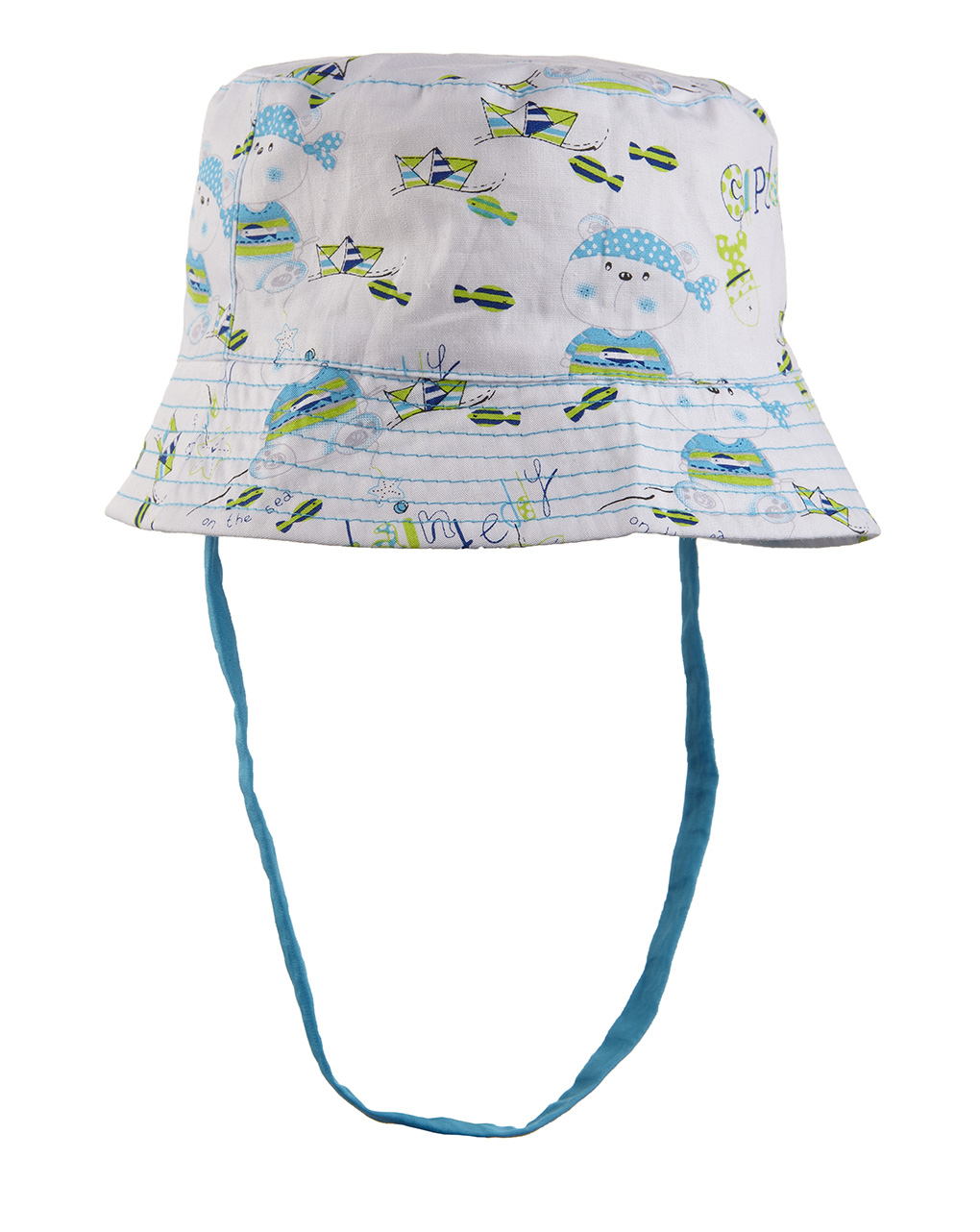 Cappello in popeline con stampa all-over - Prénatal