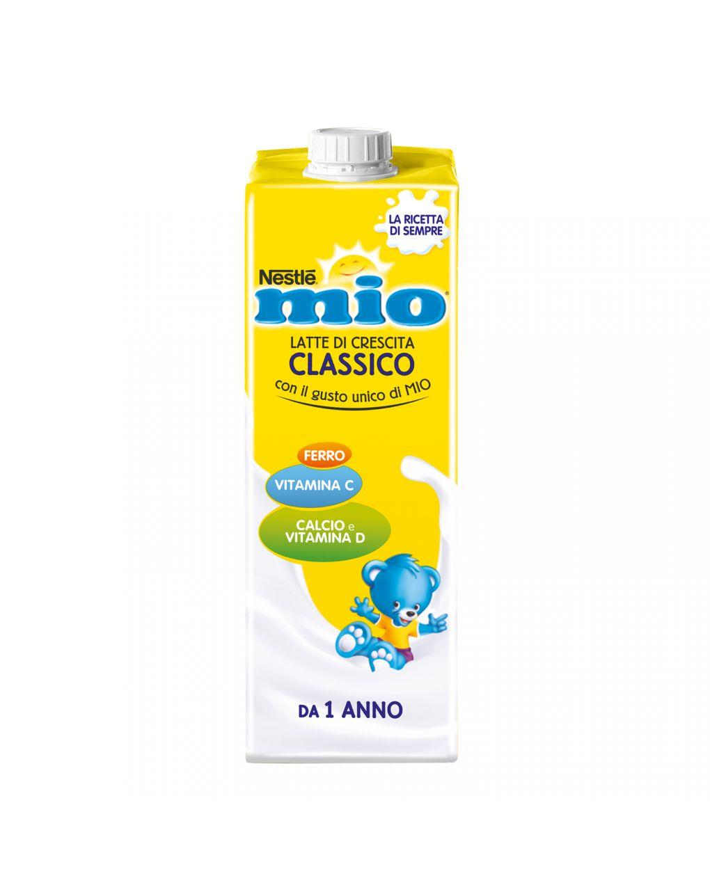 Nestlè - latte mio classico liquido 1l - Nestlé