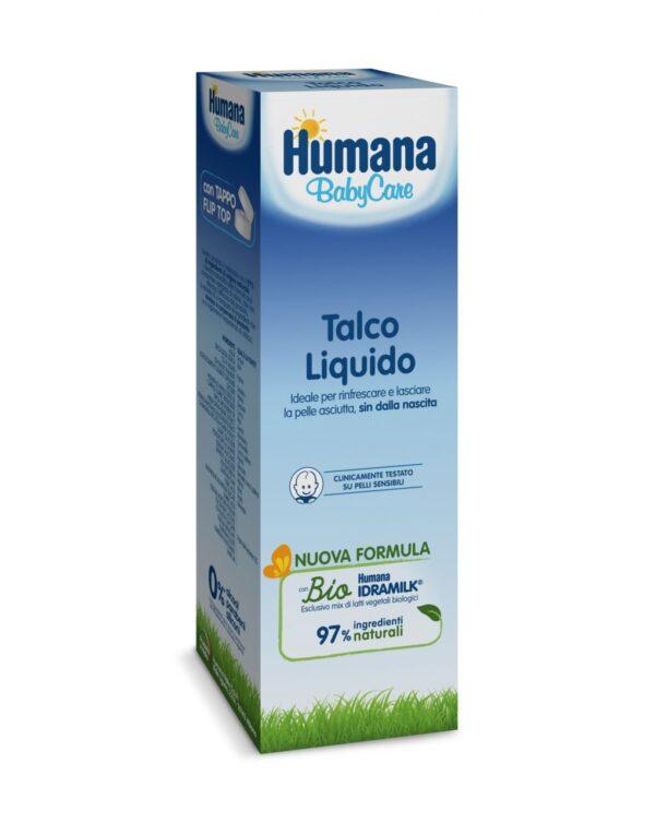 Talco liquido 100 ml - Humana