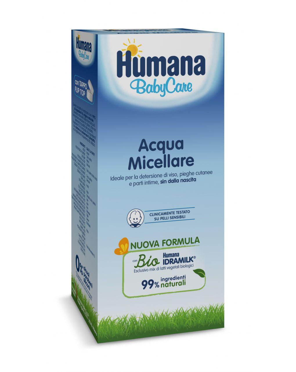 Acqua micellare 300 ml - Humana Baby Care