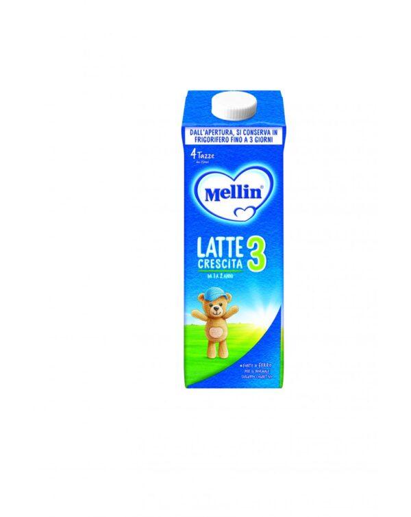 Mellin - Latte Mellin crescita 3 liquido 1L - Mellin