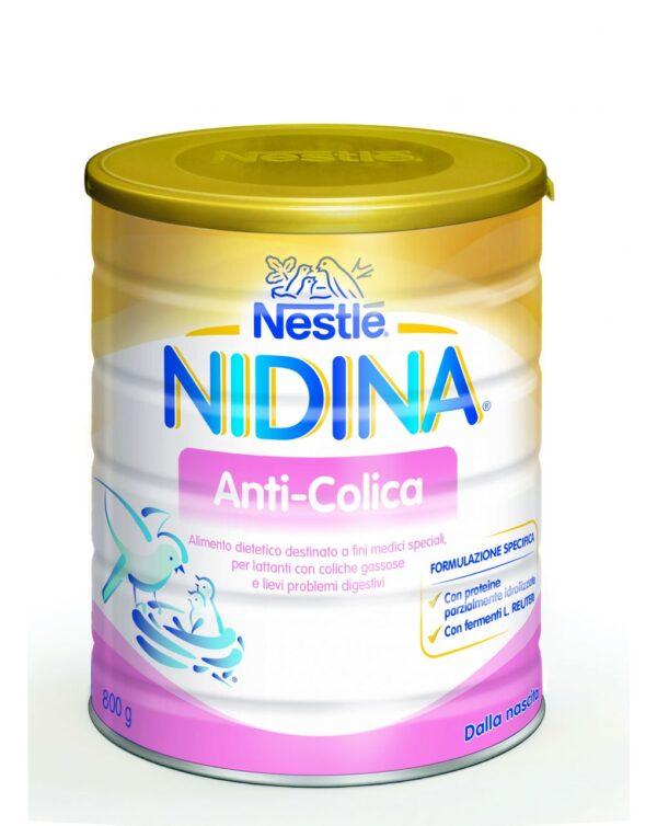 Nestlé - Latte Nidina anti-colica polvere 800g - Nestlé