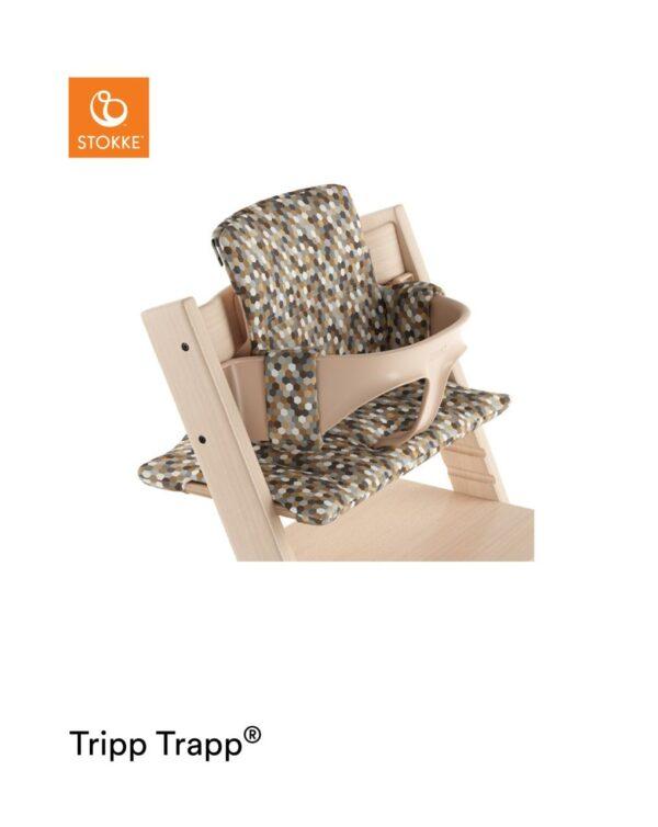 Tripp Trapp® Cuscino – Honeycomb Calm - Stokke